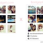 Tutorial: Caixa do Instagram para blogs