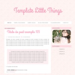 Download: Template Little Things