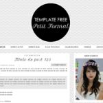 Download: Template Petit Formal