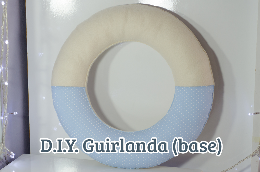 Video DIY Guirlanda (base) 1
