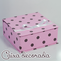 Video DIY Caixa decorada Thumbnail